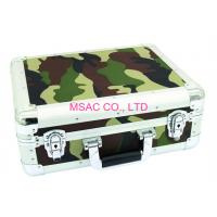 Personalized Aluminum CD DVD Storage Case PP For CD Holder , Custom Manufactures