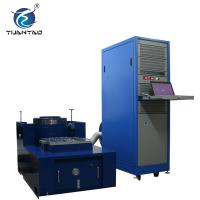 China High Frequency Horizontal and Vertical Random Vibration Test Table on sale