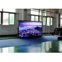 China Pixel Pitch 4mm Indoor Full Color Led Display Board Advertising Screen Stage Rental on sale