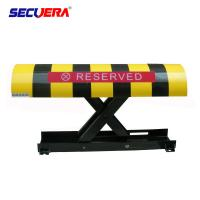 China High Strength Steel Manual Parking Lock Car Parking Barrier parking space lock on sale