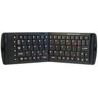 Dust Prevention Mini folding menotek flexible bluetooth keyboard for ipad, iphone, tablet, android Manufactures