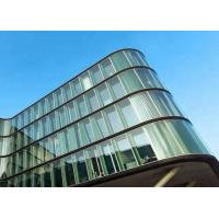 High Efficiency Low Emissivity Glass , Green Low E Glass For Buildings Windows Manufactures