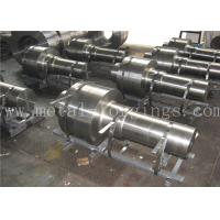 50kg - 15 Ton Hot Forged Shaft Max Length 5000 mm ABS DNV BV RINA KR LR GL NK Certificated Manufactures