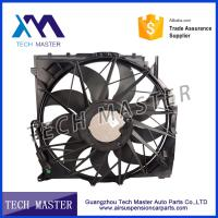 Car Parts Radiator Cooling Fan For B-M-W E83  600W , 17113442089 Manufactures