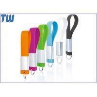 Strap Design 8GB USB Drive ECO-friend Silicone Material Brand Printing Manufactures