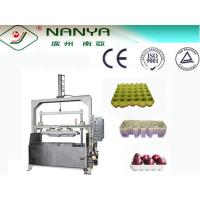 400Pcs/H Energy Saving Waste Paper Pulp Tray Machine / Waste Paper Recycling Machine Manufactures