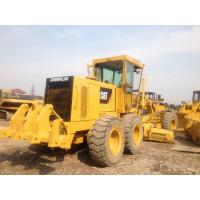 China 12T weight Used Motor Grader Caterpillar 140G 3306 engine with Original Paint on sale
