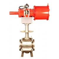 Buy cheap Cryogenic  Ball Valve , Meets ASME B16.5, ASME B16.34, API 608, API 598 from wholesalers