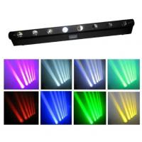 8 Eyes 10w Rgbw 4in1 Led Beam Moving Head Light /  Disco Lights Or For Stage Show Manufactures