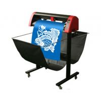 China Pcut 1300mm Vinyl Graphics Cutter Plotter With LCD Display For Vehicle Graphics on sale