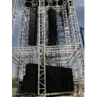 Line Array Sound System And Light truss System Lighting Truss System Silver Manufactures