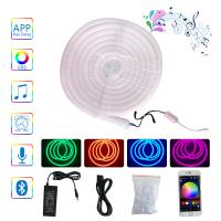 LED Strip Lights RGB 10ft Waterproof LED Tape Lights Wireless Smart Phone APP Control Music Sync Color Changing Manufactures