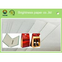 Offset Printing Grey Chipboard Paper For Package Box 100% Recyclable Manufactures