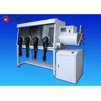 Buy cheap 1900*1200*930mm Inert Gas Glove Box Double Sides with 8 Glove Ports from wholesalers