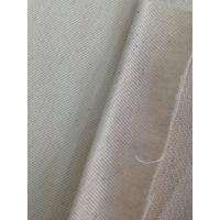 Twill Hemp Blend Fabric and Organic Cotton Absorbent Upholstery Fabric 21 / 2Ne *21 / 2Ne Manufactures