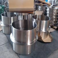 China Stainless steel stub ends on sale