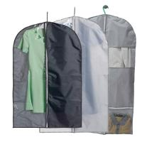 Custom Printing Washable Non Woven Garment Bag To Keeping Cloth Cleaning Manufactures