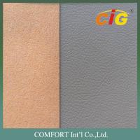 China PU Synthetic Leather  for Car Seats / furnitures , Imitating Leather on sale