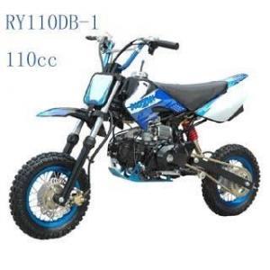 China CE 110cc Dirt Bike RY110DB-1 on sale