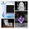 Buy cheap Economic 2D/3D Laser Engraving Machine (HSGP-2KC) from wholesalers