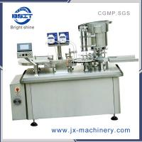 Linear Filling linefor 10ml injection vial with Capacity: 40-50bpm and 2 filling heads Manufactures
