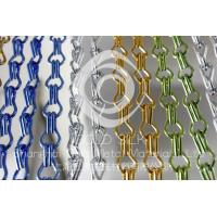 chain link insect screen/chain fly screens Manufactures