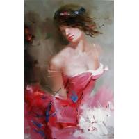 Portrait Women Classical reproduction oil painting Good Price fr China By BBHYGALLERY Manufactures