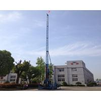 Big Torque Underground Drill Rigs 20m Assistant Tower Hydraulic Chuck Anchor Drill Rig Machine Manufactures