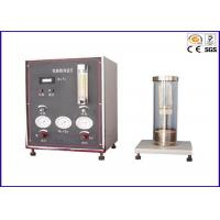 Easy Operate Limiting Oxygen Index Apparatus / Tester With Digital Display Manufactures