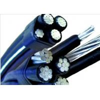 China Long Life Al Aerial Bundled Cables ABC Cables 0.6/1 KV PVC / PE / XLPE Insulated on sale