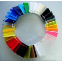 Quality color acrylic sheet for sale