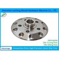 ISO9001 Aerospace Machined Parts / CNC Spare Parts for Aerospace Manufactures