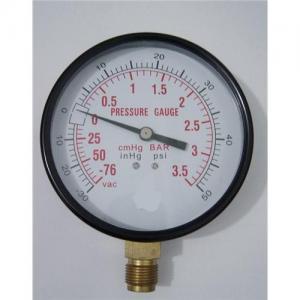 China Vacuum pressure gauge on sale