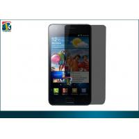 Customized Anti - Glare Cell Phones Clear / Matte Screen Protector for Blackberry 9350 Manufactures