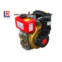 China CE Approvel Air Cooled Four Stroke 5.5HP Diesel Engines for Water Pumps and Tillers on sale