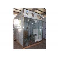 Filter Cleaning Safety Dispensing Booth , Sampling And Weighing Booth Manufactures