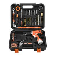 45 Pcs Drill Bit Accessories , Electric Drill Set With Measure Tape Wrench Manufactures