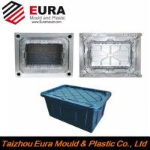 Custom design Plastic Tool Storage Box Mould, durable plastic tool box mold Manufactures
