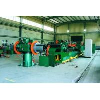 Cut-to-length Line for Transformer Lamination Manufactures