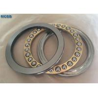 Miniature Axial Ball Thrust Bearing High Speed  Washer Thrust Bearing Manufactures