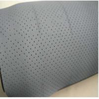 White Neoprene Rubber Sheet , Breathable Oil Resistant Rubber Manufactures