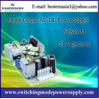 Emerson (Astec) NPS45-M Single Output AC-DC Power Supply Manufactures