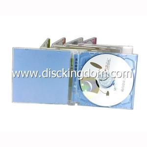 China Wholesale CD/DVD cases no hub digital printing on sale