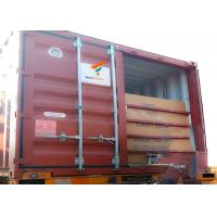 China Lower Cost PP&PE Material  Flexitank For  Non-hazardous Liquid Chemical/Palm Oil/Soybean Oil on sale