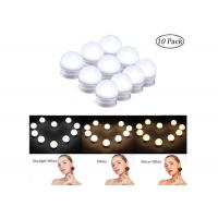 Hollywood Style LED Makeup Vanity Lights Wall Mounted Bathroom Mirror Front Lamp IP43 Manufactures