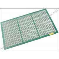 Buy cheap Rectangular Wire Cloth Shale Shaker Parts 84 - 250 Mesh Shale Shaker Screen from wholesalers