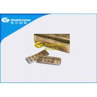 Long Shelf Life Pharmaceutical Drugs Blister Foil Packaging Multi Structure Eco Friendly Manufactures