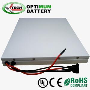 Optimum 12V 30AH Solar Energy Storage Battery Lithium Battery Pack Portable Solar System Manufactures