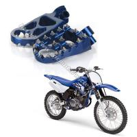China CNC Billet Aluminium Motorcycle / Dirt Bike Foot Pegs Super Strength Yamaha Foot Pegs on sale
