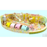 KAIQI Daycare Indoor Playground Equipment,Soft Commercial Indoor Kids Play Equipment Manufactures
